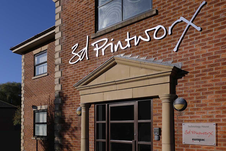 3D Printworx 3D printing facility